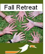 Fall Retreat poster